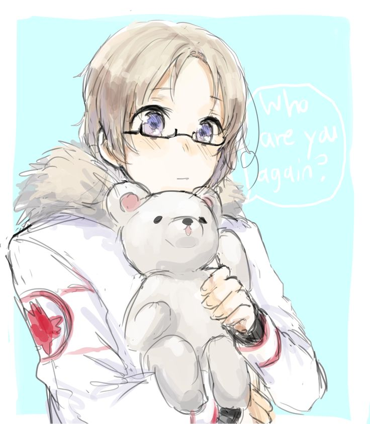 Hetalia - Canada❤<<<< sorry for being a little inactive