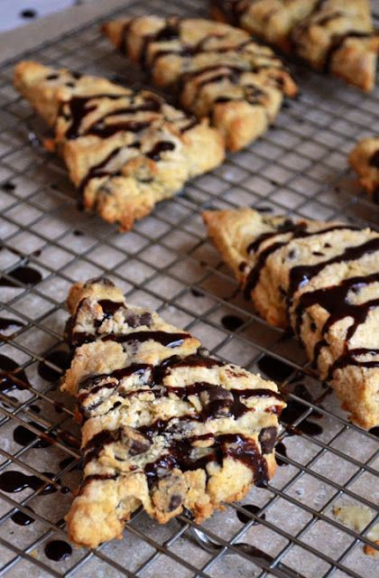Scone - ology Part 2: Chocolate Chip Scones | Pass the Cocoa