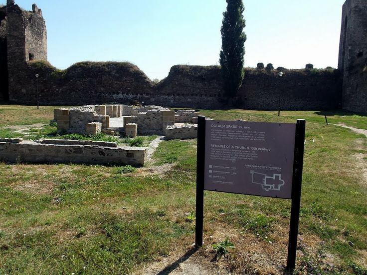 Earlier evidence for the existence of church buildings in the Smederevo town consisted mostly of scarce written records and stone fragments from demolished church that Turks used when building the Water tower at the confluence of the Jezava and the Danube