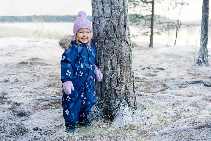 Reima clothes are designed in Finland and they are inspired by the Scandinavian nature.