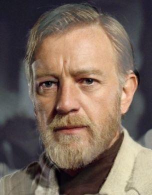 Obi Wan Kenobi morph