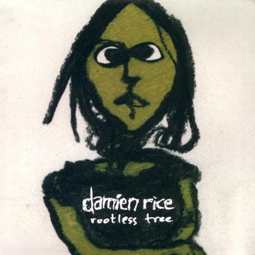 2006 Damien Rice - Rootless Tree (single) [Heffa] #albumcover #portrait