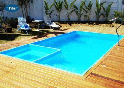 piscinas preços com divisórias