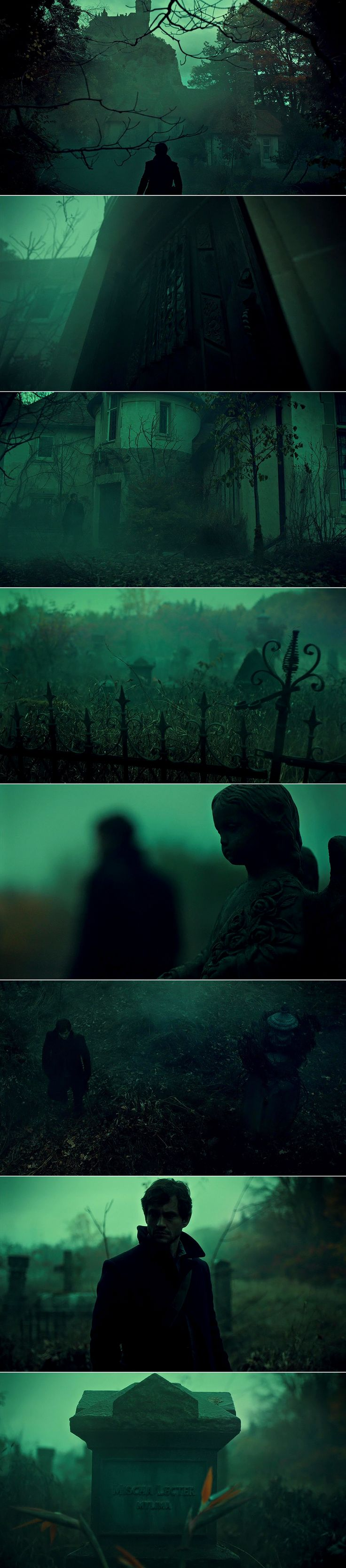 Where will Will Graham be looking for you next? (Someplace I can never go. Home.) #hannibal