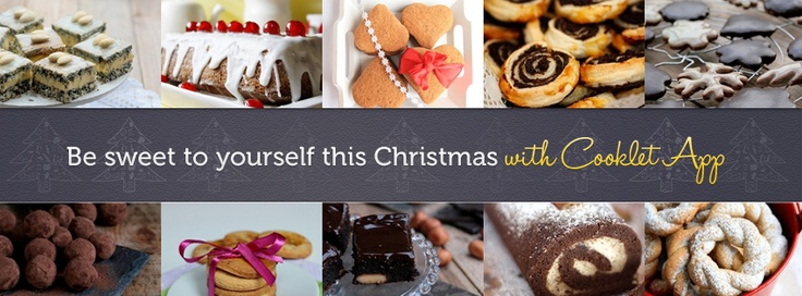 #Christmas #recipes by #Cooklet App