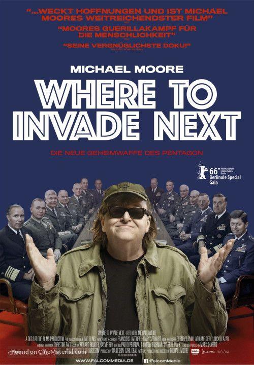 Where to Invade Next | Ντοκιμαντερ