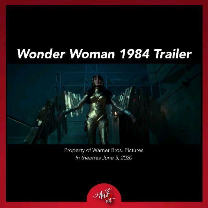 Wonder Woman 1984 Directed By Patty Jenkins Cast Gal Gadot Chris Pine Krist Blog Do Armindo In 2020 Gal Gadot Chris Pine Chris Pine Gal Gadot