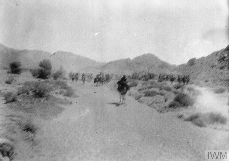 T E LAWRENCE AND THE ARAB REVOLT 1916 - 1918