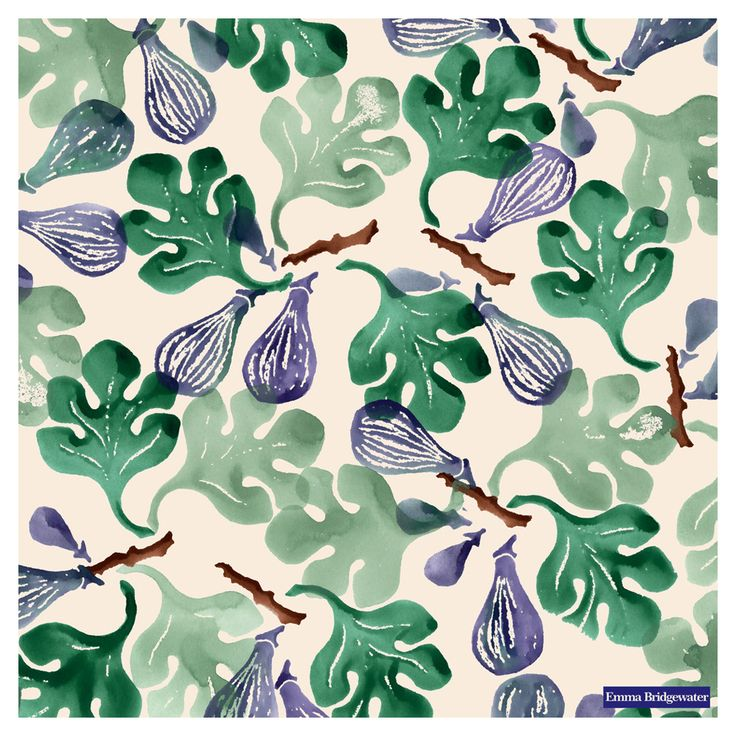 Figs Green Paper Lunch Napkins