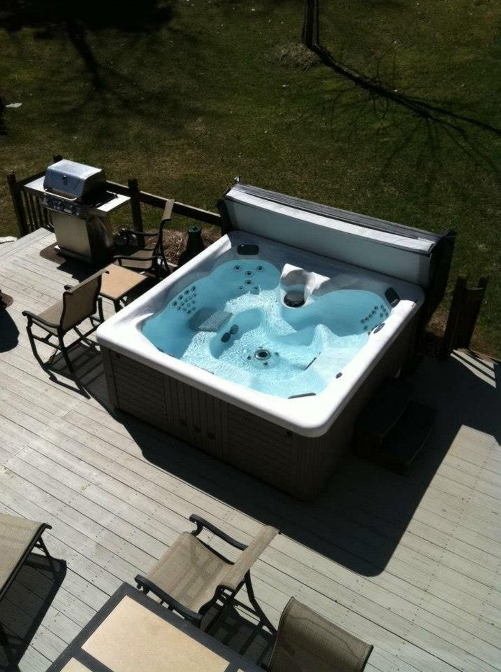 44 best Hot Tubs: Master Spas images on Pinterest | Bubble baths ...