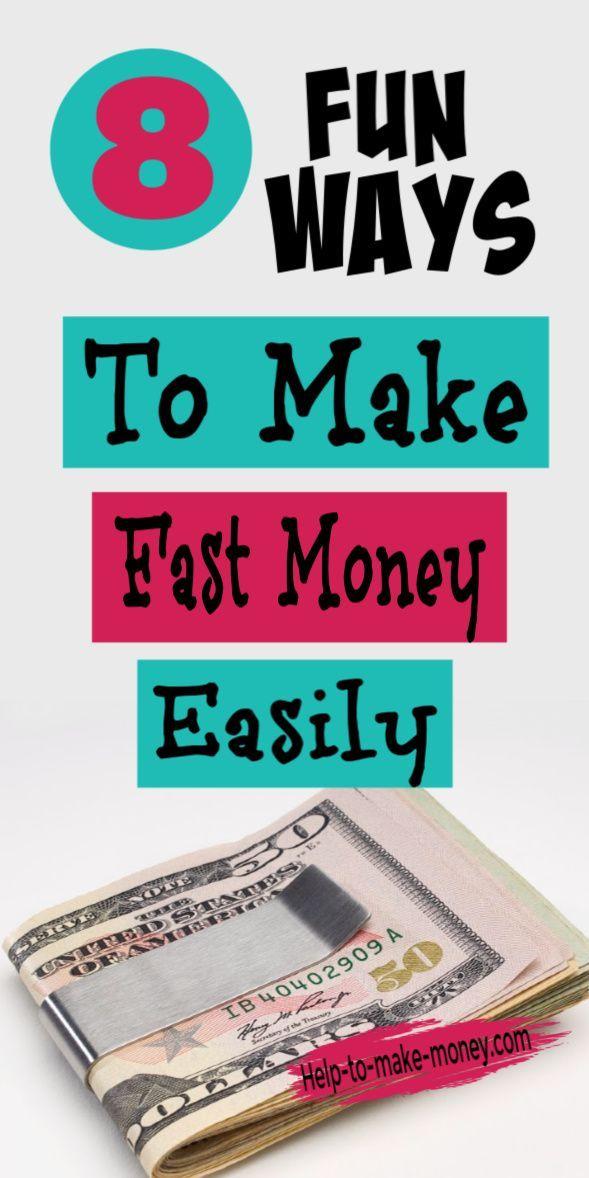 8 Easy Side Hustles to Make Money