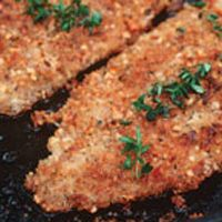 Red snapper dishes   Hudson's Pecan-Crusted Red Snapper Recipe - HEB