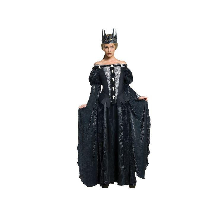 Snow White and The Huntsman Deluxe Queen Ravenna Costume - Adult, Women's, Size: Medium, Black