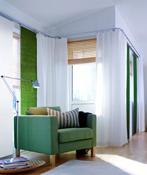 best 25 ikea panel curtains ideas on pinterest ikea divider panel room divider and panel. Black Bedroom Furniture Sets. Home Design Ideas