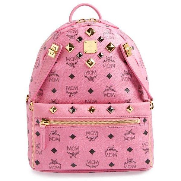 best 25 pink mcm backpack ideas on pinterest mcm. Black Bedroom Furniture Sets. Home Design Ideas
