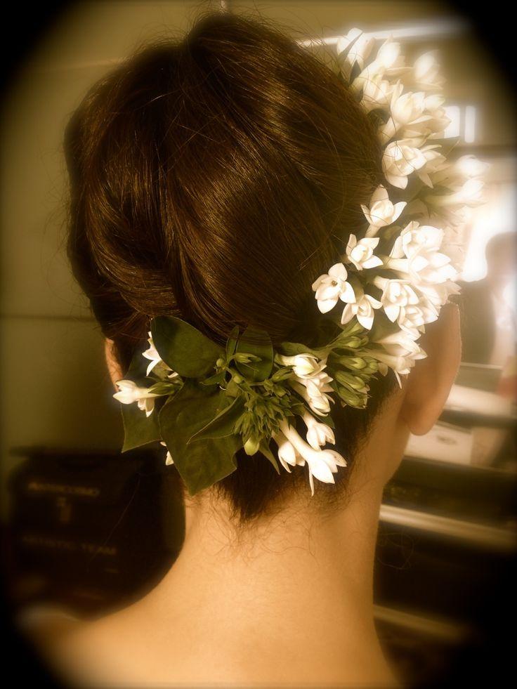 Нежная невеста. Стилист Арханжело Алтобелли.
