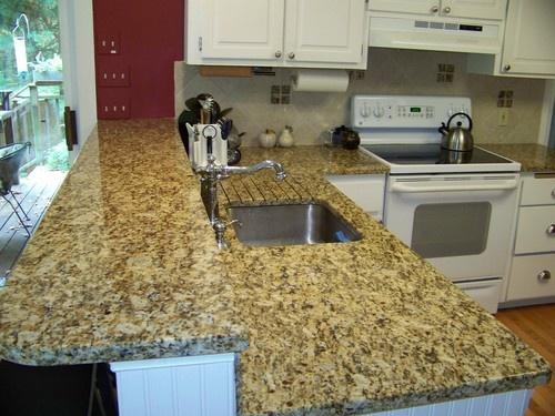 Saint Cecilia Granite For Kitchen Home Remodeling