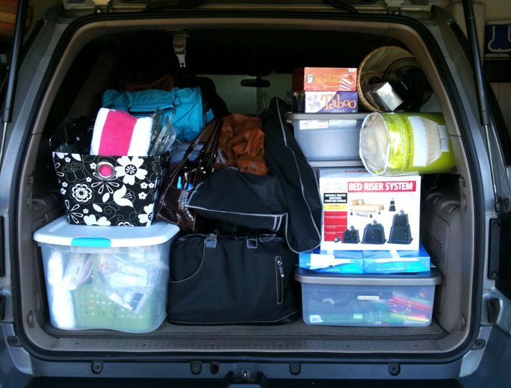 Worried about packing for college? The summer before my freshman year began I searched online for a list of items every student should bring to college. I found hundreds of lists but none of them ...