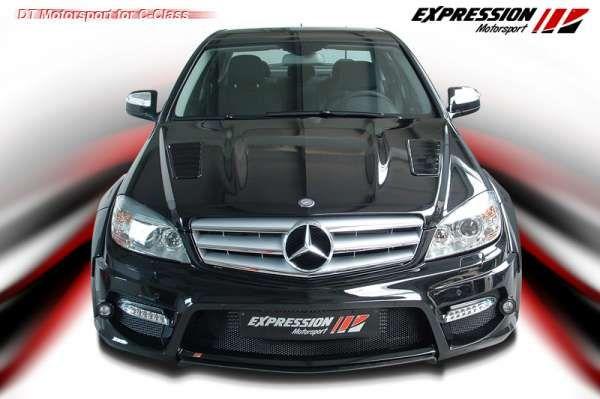 Mercedes-Benz C-Class (2008-2015) W204 - Bumpers, Doors, Latches ...