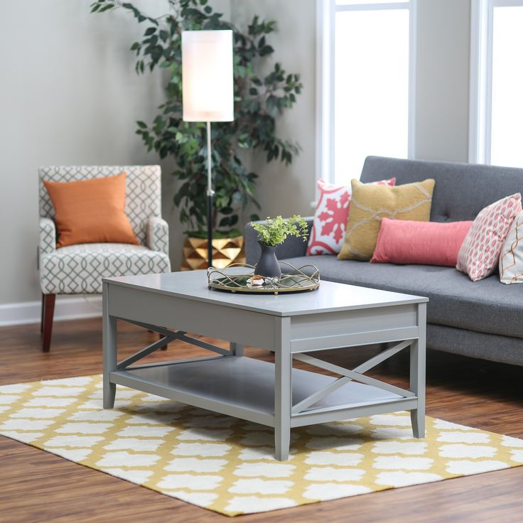 350 47x24x21 belham living hampton storage and lift top coffee table craftsman style and loaded