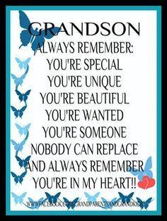 ... Grandson Quotes   via karen waters grandson quotes, grandsons quotes