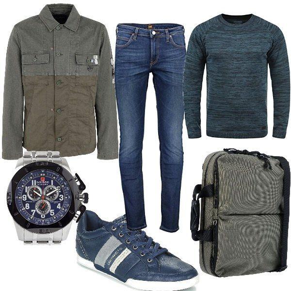 Bugatti Men's Cardigan: Amazon.co.uk: Clothing