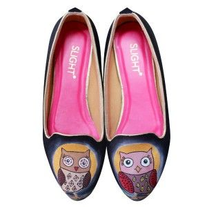Sepatu Lukis Owl Loafer Hitam Front Flats Kasual Formal Pesta Custom Pesan Handmade Eksklusif   IDR255.000 SIZE 36-41  Hubungi Customer Service kami untuk pemesanan : Phone / Whatsapp : 089624618831 Line: Slightshoes Email : order@slightshop.com
