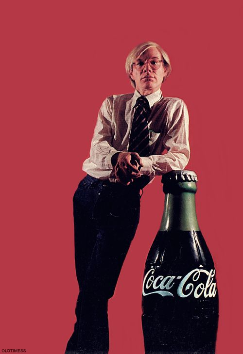 Andy Warhol, 1977 . Instag tag: @pinkchampagnebubble www.theadventuresofapinkchampagnebubble.com