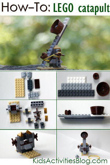 Lego Catapult | Kids Activities Blog