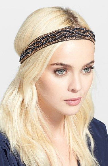 Tasha Sparkling Braid Head Wrap from Nordstrom [$28.00]   – Hats, Scarves, Accessories