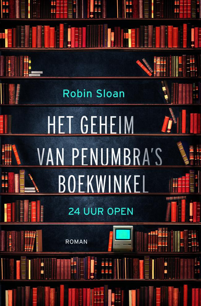 Recensie: Het geheim van Penumbra's boekwinkel, Robin Sloan