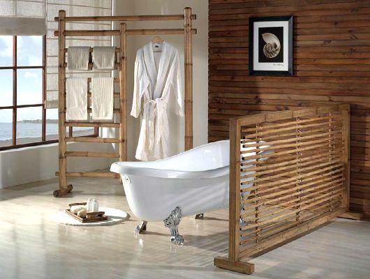 Die besten 25+ Bambus regal Ideen auf Pinterest WC-Raum - bambus im wohnzimmer
