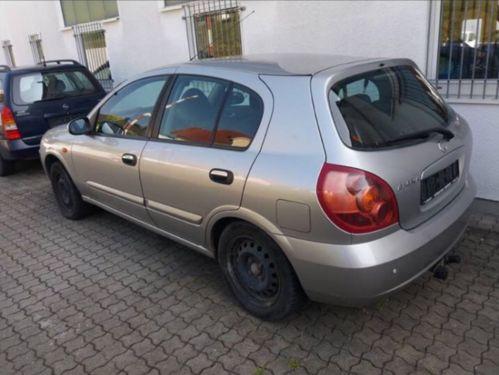 Nissan Almera 1.5 acenta PLUS, guter Zustand, TÜV 09/19 in Thüringen - Luisenthal | Nissan Almera Gebrauchtwagen | eBay Kleinanzeigen