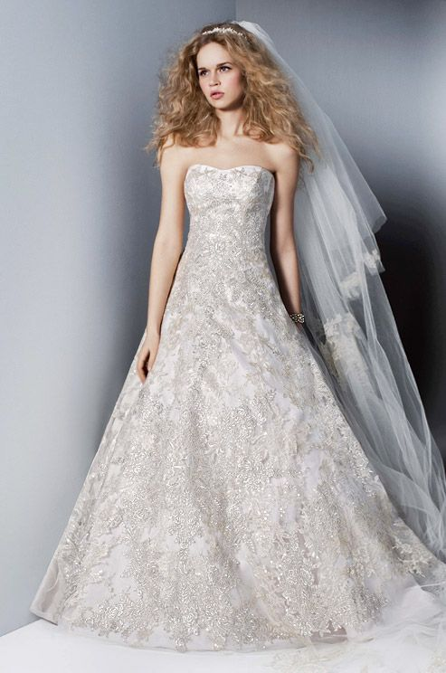 The davids bridal wedding dress is the most popular thing in the wardrobe of a woman. Why choose davids bridal wedding dress? The davids bridal wedding dress is a ready-made outfit. The dress is easily combined with any accessories, jewelry, jackets, scarves. It .