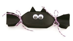 bat tootsie treat bag halloween trick or treat school party favors candy