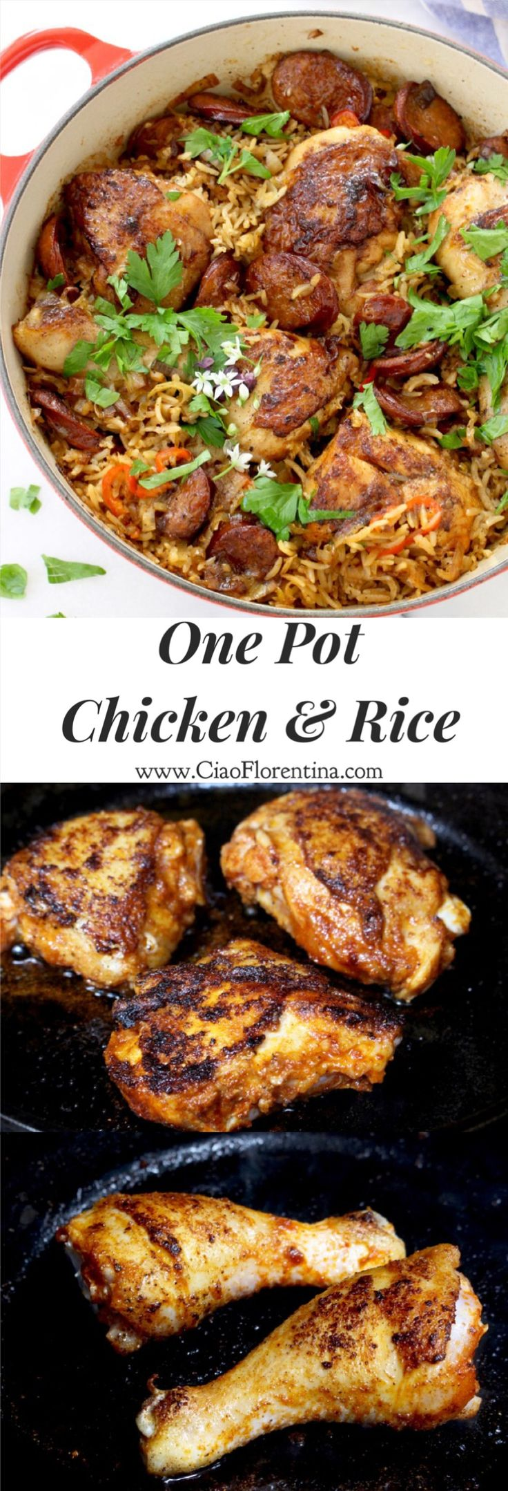 Baked Chicken And Brown Rice  Recipe  Chicken Recipes -2439