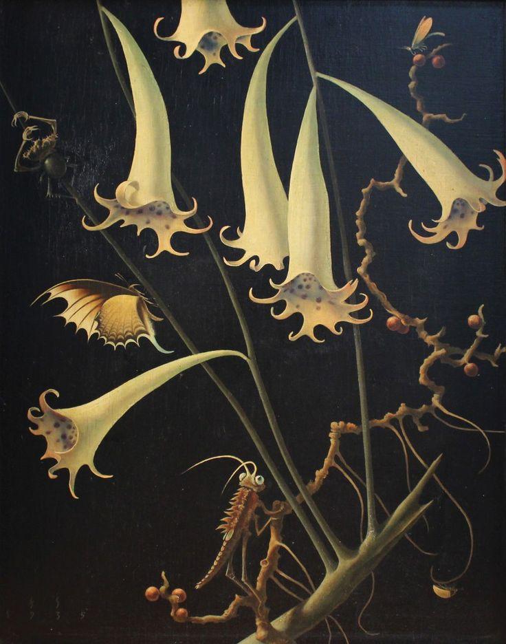 Franz Sedlacek oil painting at Toovey's auction via http://blog.tooveys.com/sedlacek ©Toovey's