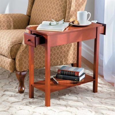 The Anywhere Accent Table Adds Extra Storage In Small Spaces. Use As A Side  Table, Bedside Table, Or Entryway Table.