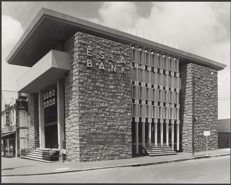 English, Scottish and Australian Bank, cnr of Elizabeth and Franklin Sts, Melbourne