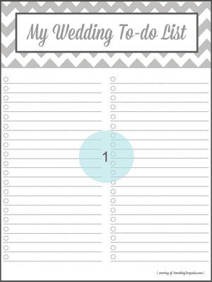 Best 25+ Wedding to do list ideas on Pinterest   Morning of ...