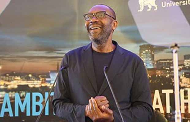 Sir Lenny Henry launches new BCU in London networking group