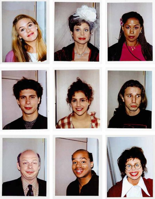 Clueless 1995 cast
