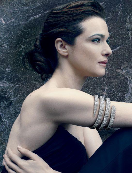 Rachel Weisz for Bulgari by Annie Leibovitz