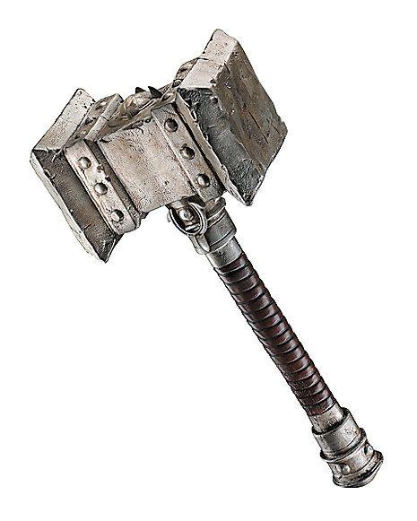 Orgrim's Doomhammer - World of Warcraft - Spirithalloween.com