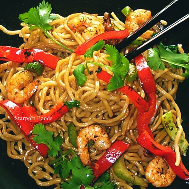 Yummy Recipes: Chow Mein with Shrimp recipe. I'll make this when Ethan is home
