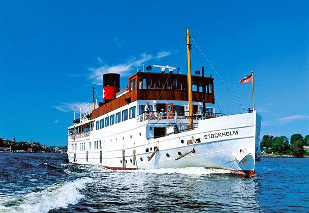 Brunch cruise with S/S Stockholm | Stromma.se