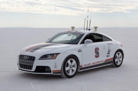 Los primeros coches sin conductor de Google toman las calles de Estados Unidos