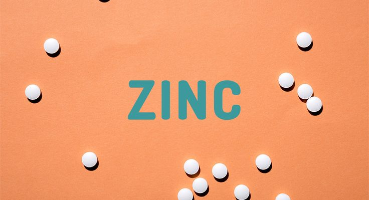 Better skin and better mood? Zinc, we're sold on you!
