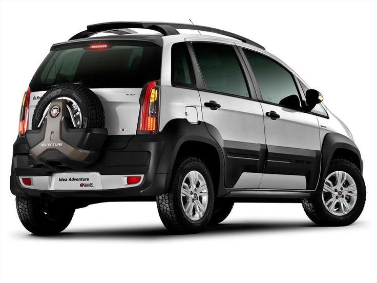 Carros Nuevos - Fiat - Precios Idea Adventure