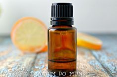 Aprenda como fazer óleo essencial de laranja e tangerina